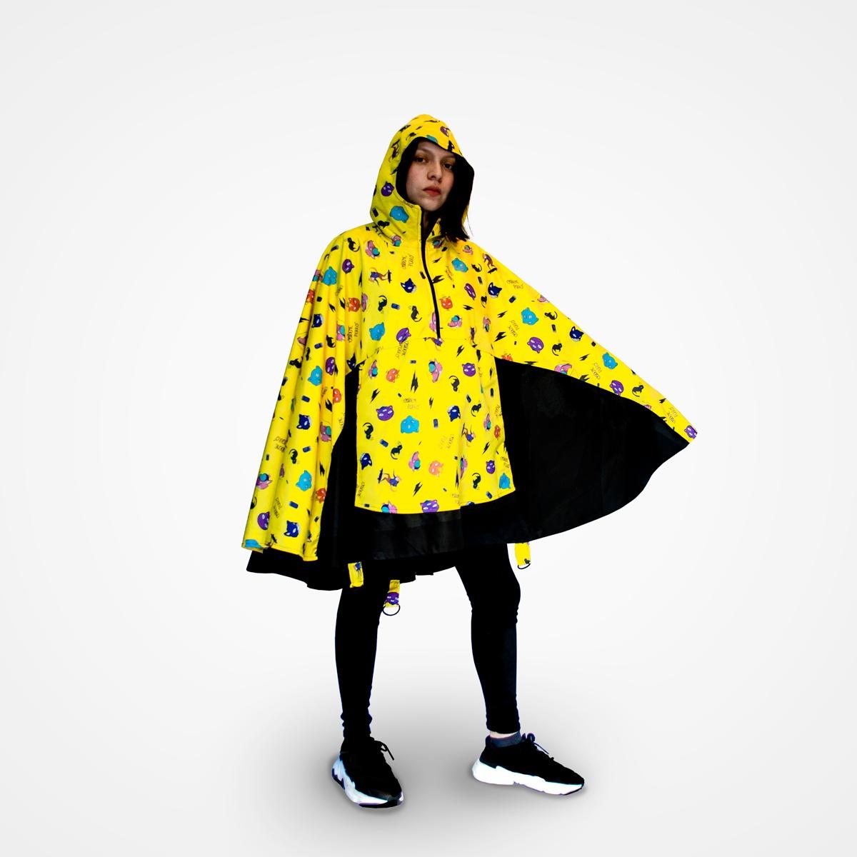 capa amarilla