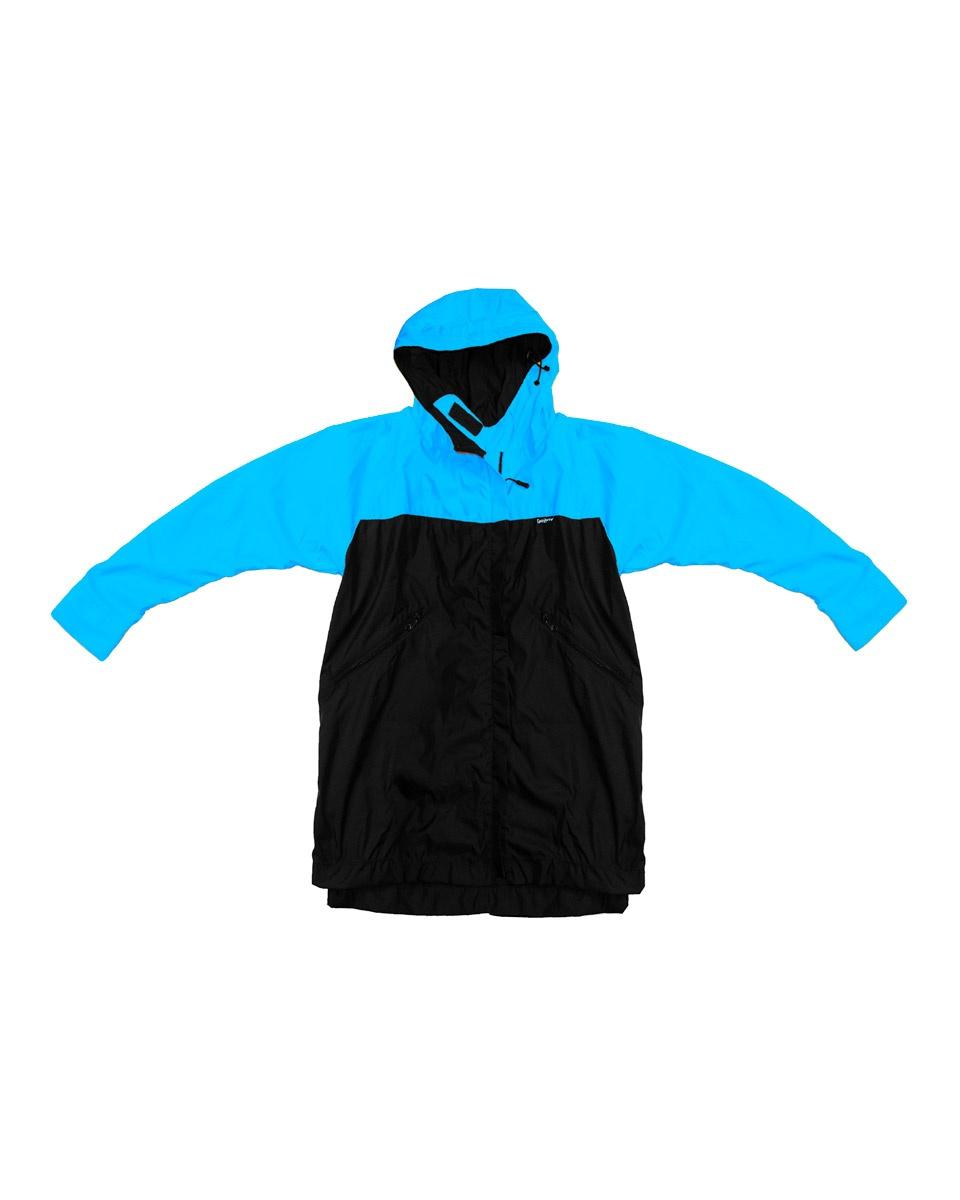 chaqueta gatozorro azul